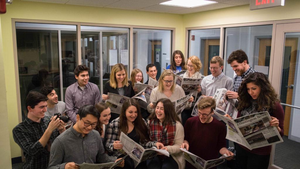 Editorial: Student news lacks diversity in its staff
