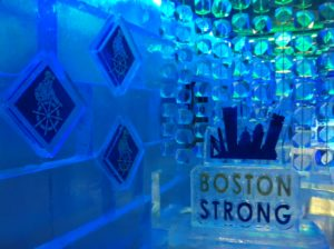 Frost Ice Bar keeps patrons 21 degrees cool, 363 days a year