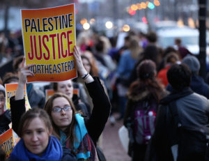 Op-ed: Campus Solidarity with Palestinians will not be Silenced