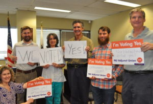 Northeastern adjuncts win election