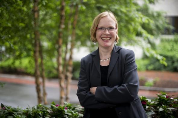 Uta G. Poiger is the dean of CSSH. Photo courtesy Northeastern University.