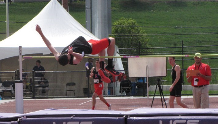 Track teams earn second place finishes at CAA Championships