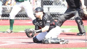 Northeastern baseball clawing out of CAA cellar