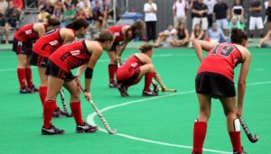 Field hockey competes at home, defeats Providence