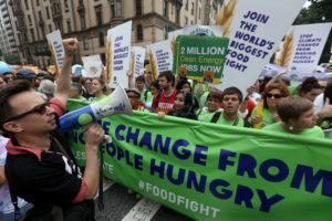 Climate March demands government action