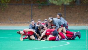 Field hockey now ranked 10th in NCAA poll