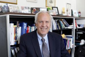 Stephen Burgard, director of the School of Journalism and Pulitzer winner, dies