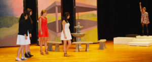 """New production of """"Lysistrata"""" to hit the stage"""
