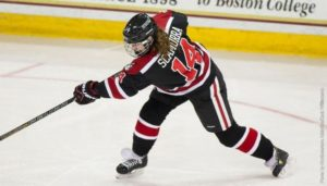 Desjardins shuts out UNH in 2-0 win