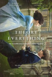 """""""Theory of Everything"""" examines life of Stephen Hawking"""