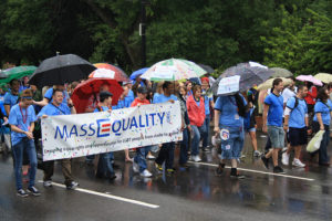 Boston hailed for LGBT equality