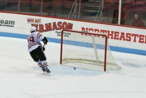 Men's hockey gets on track