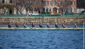 Rowing beats BU, Harvard at FOCR