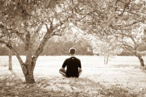 Meditation startup relaxes users