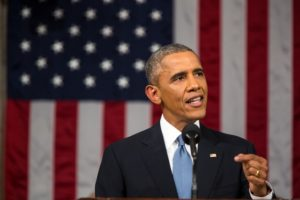 Obama delivers sixth State of the Union