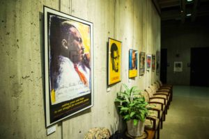 Exhibit at City Hall to celebrate black artists
