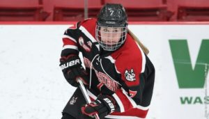 Women's hockey earns home ice against UNH