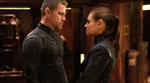 """Review: """"Jupiter Ascending"""" is a beautiful bore"""