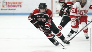 Women's hockey gains three against UConn