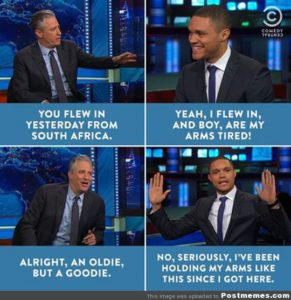 """Trevor Noah replaces Jon Stewart on """"The Daily Show"""""""