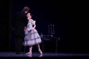 "Boston Ballet presents ""Lady of the Camellias"""