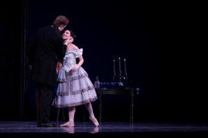 "Boston Ballet presents ""Lady of the Camellias"""