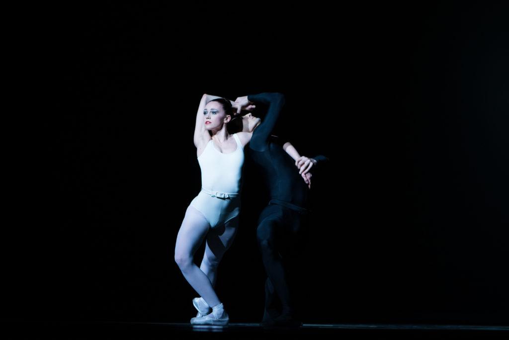 Lasha+Khozashvili+and+Dusty+Button+perform+on+stage.