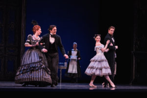 "Review: ""Lady of the Camellias"" dazzles audience"