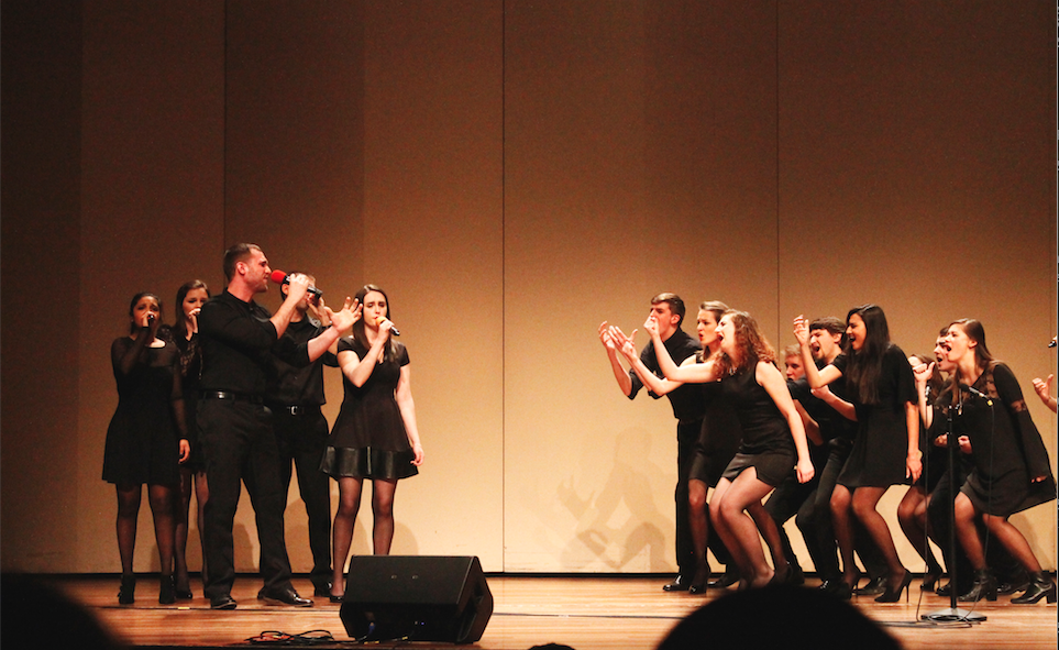 Notheastern a cappella groups dominate at ICCA - The
