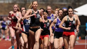 Track and field wins 8 events at Carolina Classic