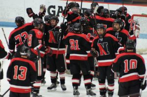 Club hockey earns fourth seed in tournament