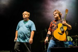 Tenacious D, others shake ground at Boston Calling