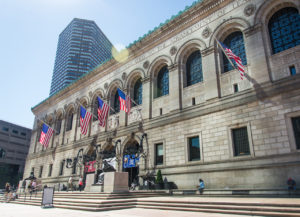Boston Public Library seeks new president
