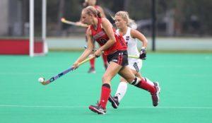 NU field hockey bests Dartmouth