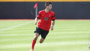 Young men's soccer squad looks for its first win