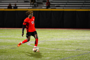 Men's soccer loses at home to Providence, UNH