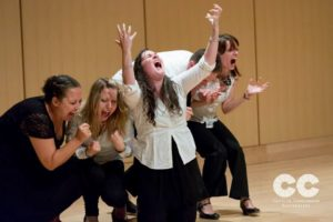 Improv musical sets BUMP apart