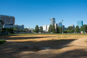 School to revamp park
