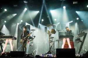 Headliners rock the Boston Calling stages