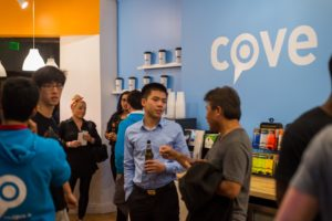 Company opens shared workspace in Back Bay