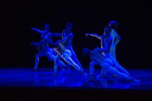 Neumeier creates 6-section ballet