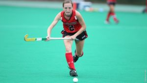 Field hockey earns first win in conference, falls to JMU