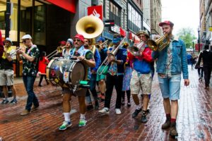 HONK! Festival combines music and activism