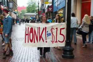 Honk! Festival promotes activist causes
