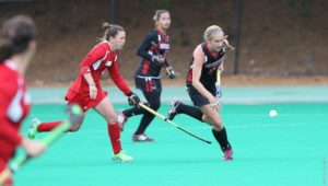 Louisville beats field hockey