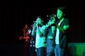 A capella group defies cultural music gap