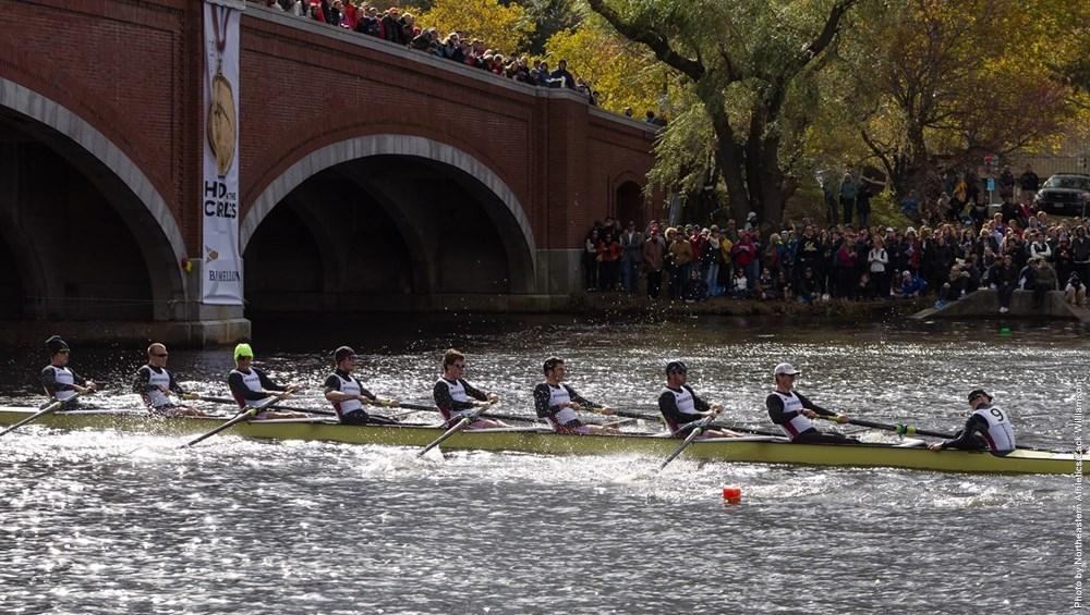 The+Northeastern+men%E2%80%99s+championship+eights+team+finished+in+10th+place+at+the+Head+of+the+Charles+Regatta.