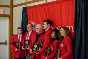 Hall of Fame welcomes new class of athletes