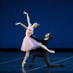 NU student balances studies with dance career