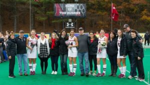 Playoff hopes broken for field hockey with 4-3 loss